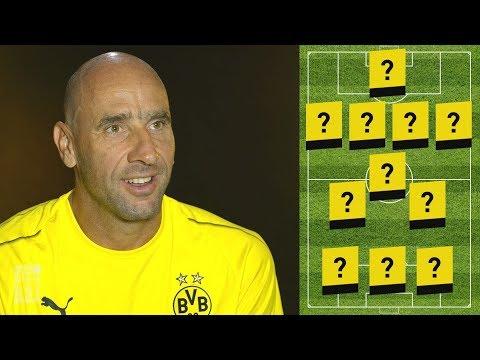 'My Dream Team' | Jan Koller's BVB Legends Line-Up