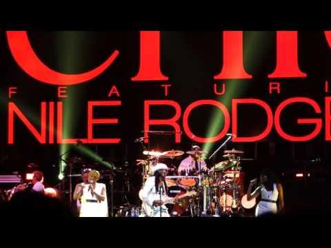 CHIC with Nile Rodgers - Le Freak - Scotiabank Saddledome - Calgary, Alberta, Canada - Aug 30, 2016