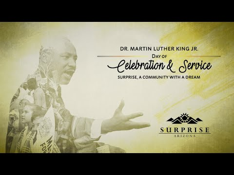 MLK Day of Celebration and Service 2021 video thumbnail