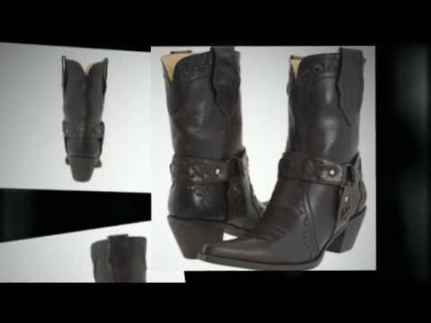Roper Fashion Ankle Harness Boot