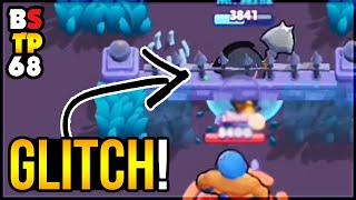 MORTIS DASHING THRU WALLS GLITCH! Top Plays in Brawl Stars #68