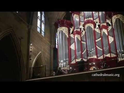 Vierne: Marche Triomphale, Op. 46 (Saint Joseph Cathedral)