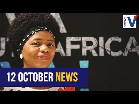 HEADLINES: Bank stock drop, Madonsela on Zuma, cooking oil campus