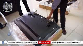 Sony Bravia New Model 2018 KD-55X9000F Unboxing
