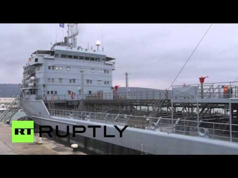 Bulgaria: NATO ships arrive in Varna