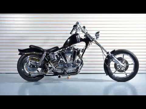 TC Bros  - Harley Sportster Weld-On Hardtail Kit