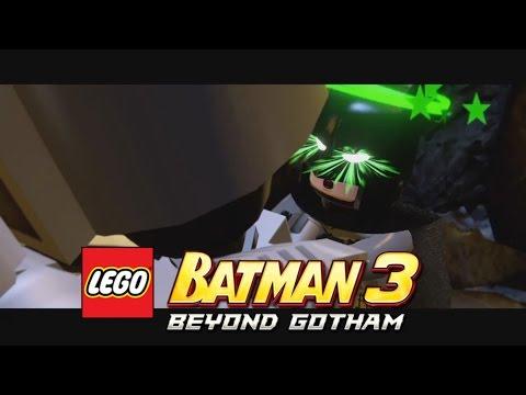 Lego Batman 3: Beyond Gotham {2} Mind Control