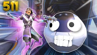 Busan HATES Sombra!! | Overwatch Daily Moments Ep.511 (Funny and Random Moments)