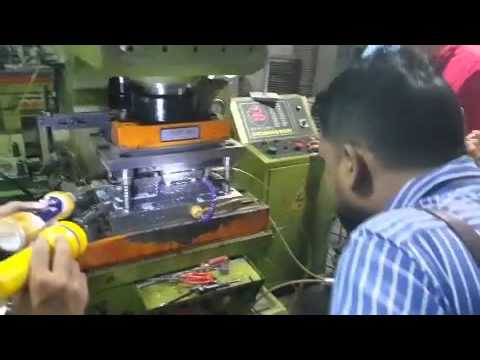 Automatic metal button pressing line(Prong snap stud production line)