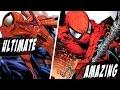 10 Diferencias entre Amazing y Ultimate Spider-Man