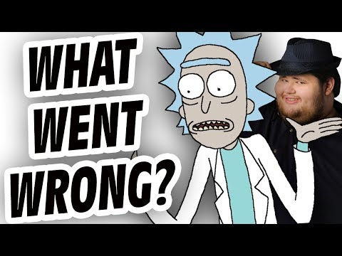 The Problem with Rick and Morty - GFM