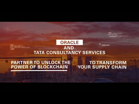 Race to the Modern Blockchain with TCS and Oracle