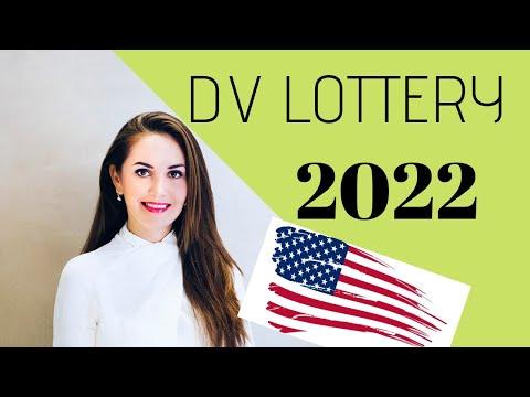 DV VISA LOTTERY 2022 FAQ 💥