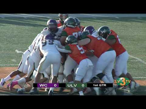 University of La Verne Football vs Whittier College 2019 (Homecoming)