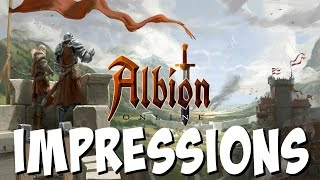 Albion Online First Impressions