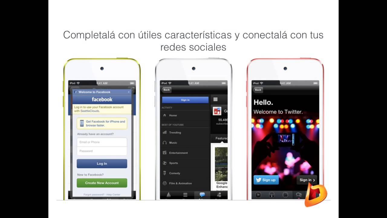 Aplicaciones binarias para iphone