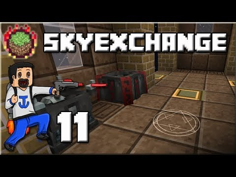 Sky Exchange - Ep 11 : Magie démoniaque !