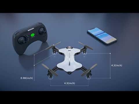New Arrival  DROCON NINJA FPV Drone with 720P  Wi-Fi Camera   Feed