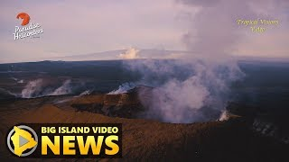 Hawaii Volcano Eruption Update - Friday Morning (Aug. 10, 2018)