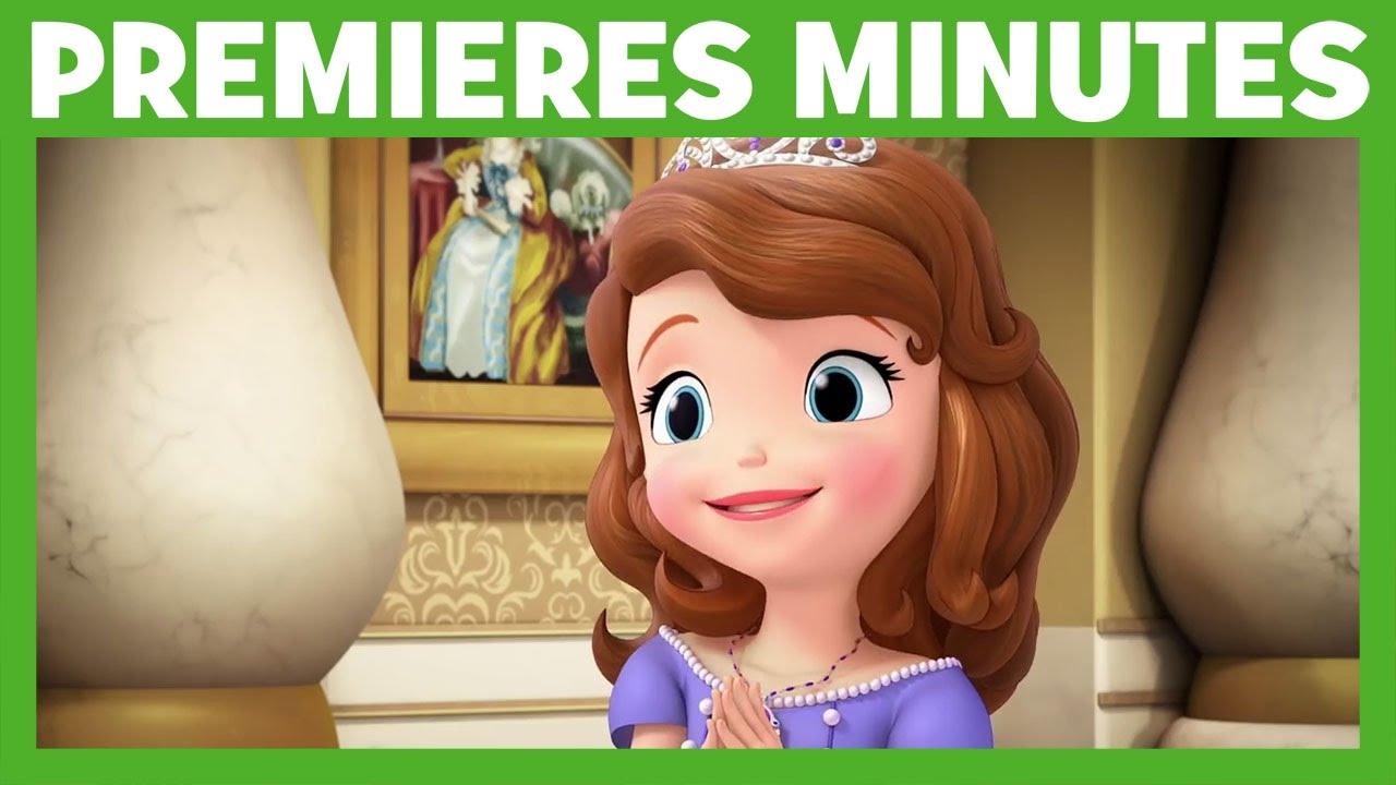 Princesse sofia deux princesses et un b b youtube - Princesse sofia et ariel ...