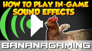 CS:GO - How to Execute Audio Files In-Game
