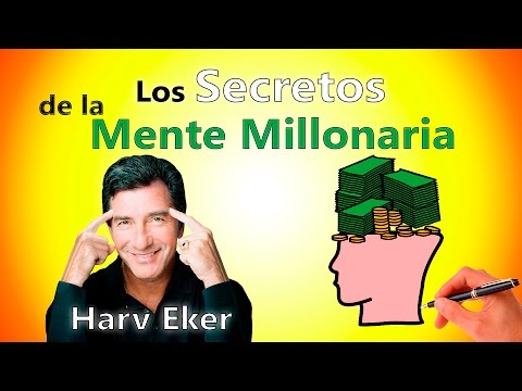 Los Secretos de la Mente Millonaria - Harv Eker - Resumen animado en Español
