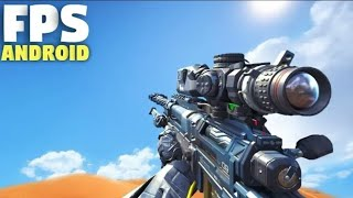Top 05 Best FPS Games for Android/IOS [ Android Addiction ]