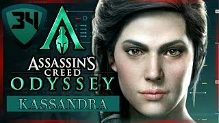 Assassin's Creed Odyssey: Кассандра #34 Врата Атлантиды