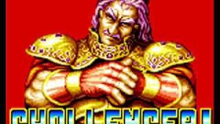Fatal Fury 2 bosses OST (SNES): Wolfgang Krauser