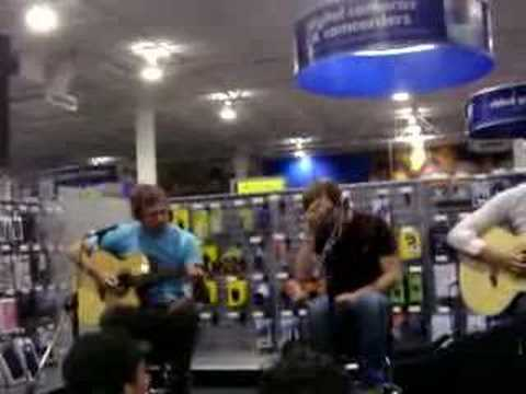 Just Surrender - Tell Me Everthing (acoustic)