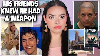 What Happened To Anthony Barajas & Rylee Goodrich? Corona Movie Theater Sh*oting