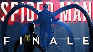 DOCTOR OCTAVIUS BATTLE : Marvels Spider-Man PS4 Part 16 FINALE