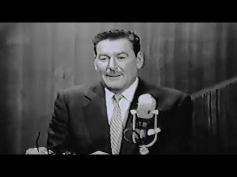 Errol Flynn  To Tell A Lie 1957