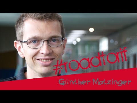 #roadtorif - Günther