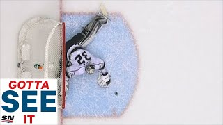 GOTTA SEE IT: Jonathan Quick Makes Three Consecutive Saves In Overtime