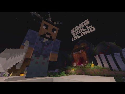 Minecraft Xbox - Murder Mystery - Kong: Skull Island (2)