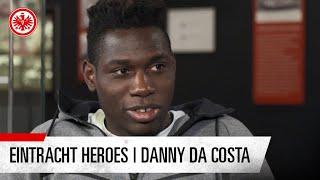 """""""Frankfurt ist meine Heimat""""   Danny da Costa bei Eintracht Heroes"""