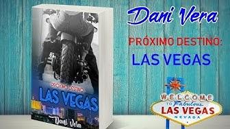BOOKTRAILER Próximo destino: Las Vegas De Dani Vera
