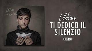 Video ULTIMO - 10 - TI DEDICO IL SILENZIO download MP3, 3GP, MP4, WEBM, AVI, FLV Juli 2018
