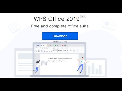 WPS Office 2019 beta