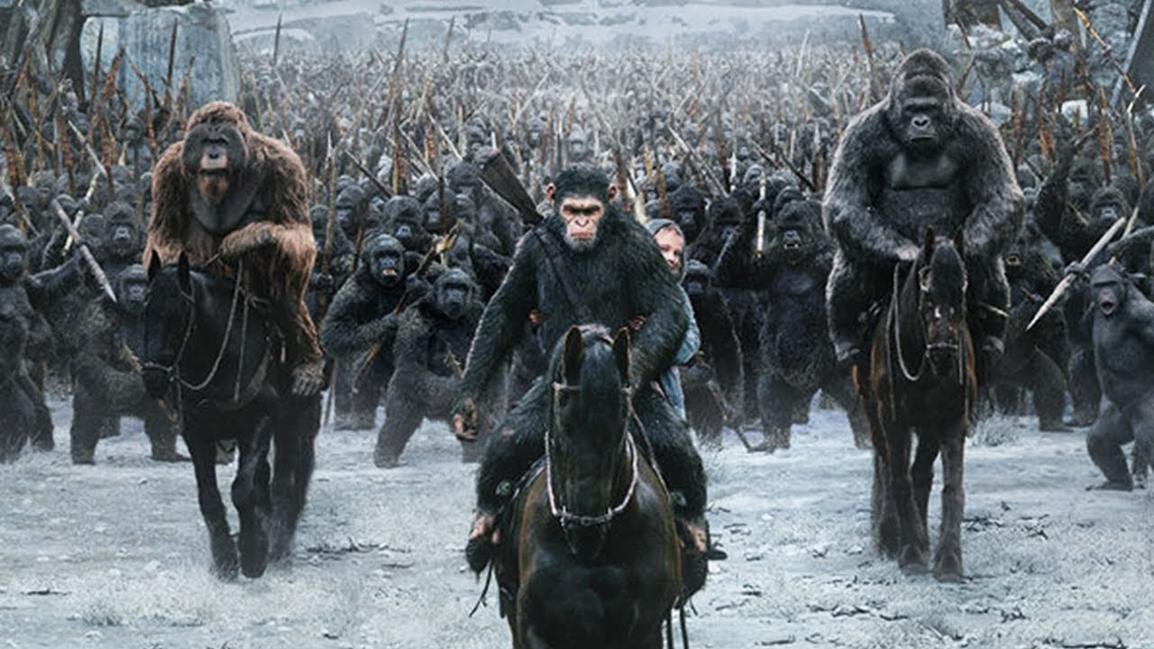 Rise of the Planet of the Apes (2011) Film Explained in Hindi