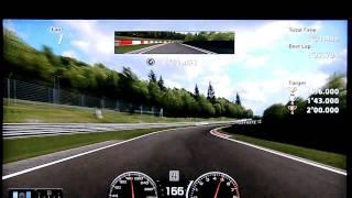 GT5 スペシャルイベント AMG ドライビングアカデミー初級 第1区間 gold
