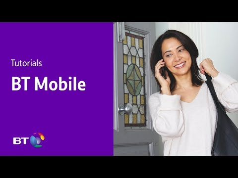 How To Get Started With BT Mobile