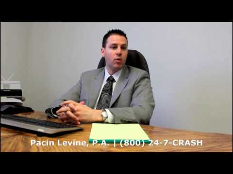 Car Accident Attorney Florida - What Should I do if I am injured? - Pacin Levine, P.A.