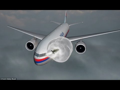 Dutch Safety Board presents reconstruction of MH17 flight