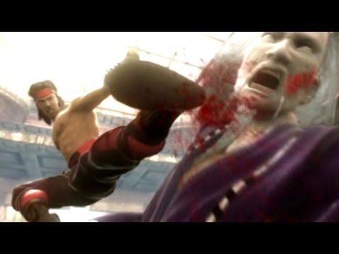 Mortal Kombat: Shaolin Monks EPIC Fight Scene