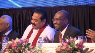 ITU Video News Release (VNR): GSR12, Colombo, Sri Lanka  - Opening Ceremony