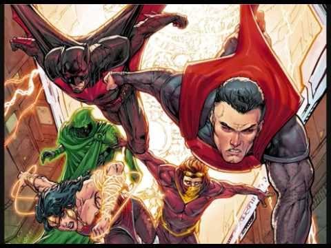 Justice League 3000 #1-4 Review