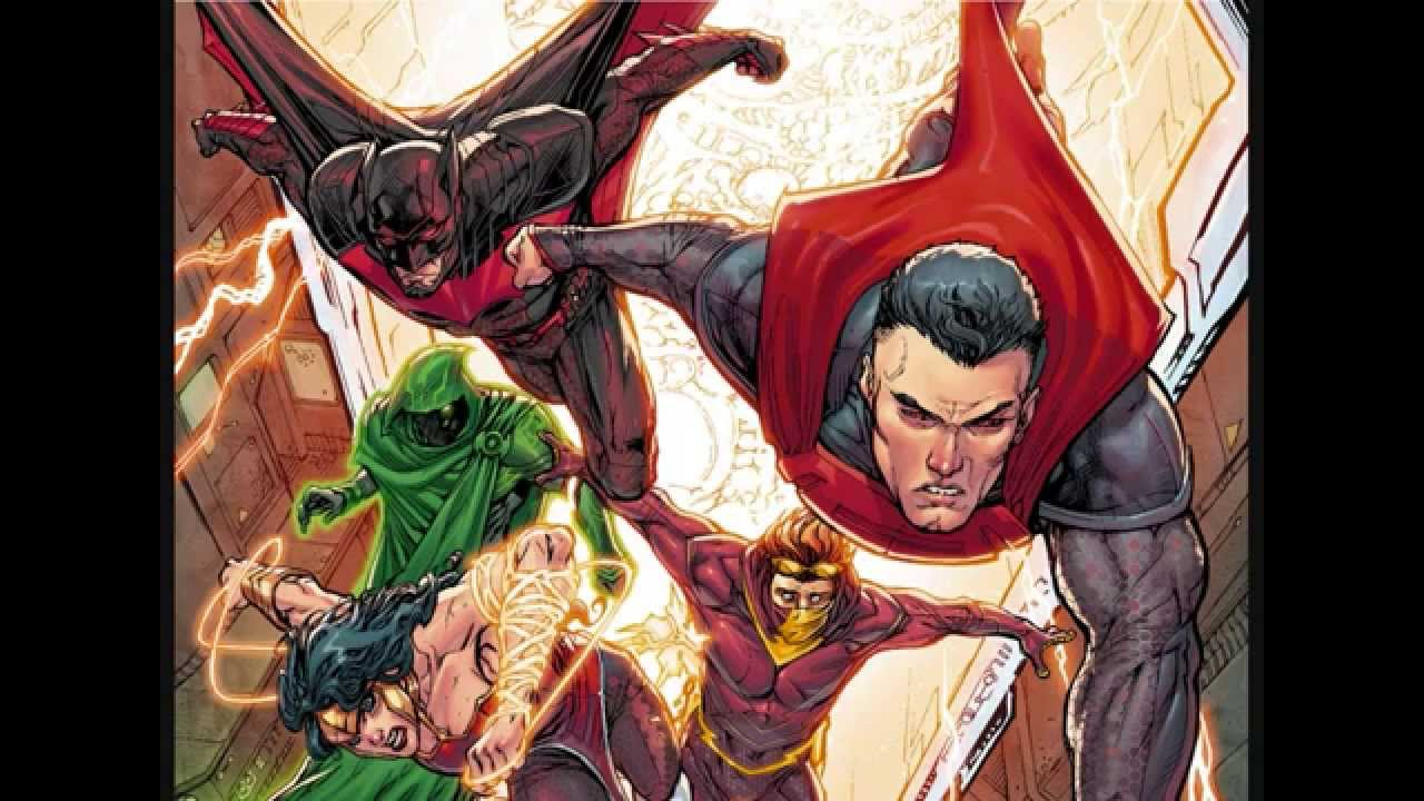 Justice League 3000 1 4 Review Youtube