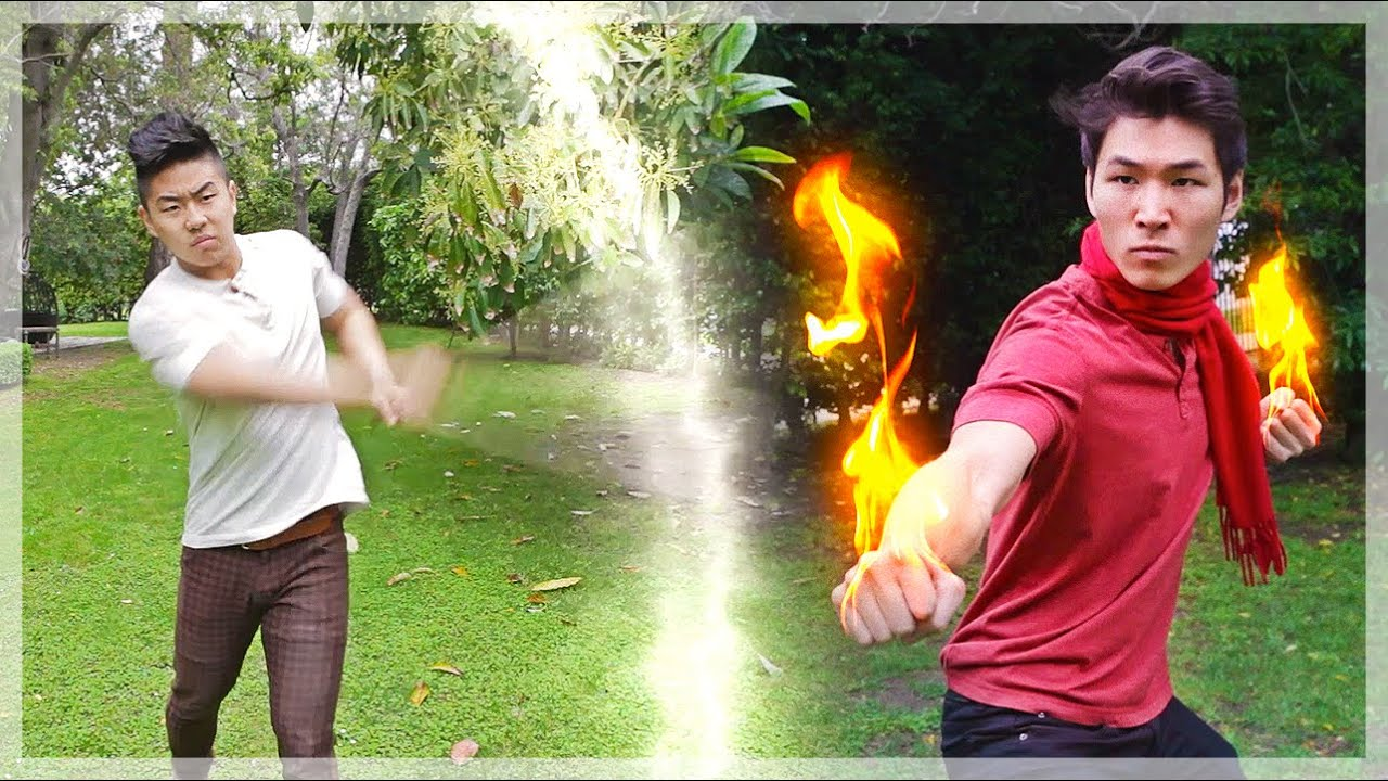 Bending Battle - Air vs. Fire (Avatar: The Last Airbender) ft. Mike Bow #1